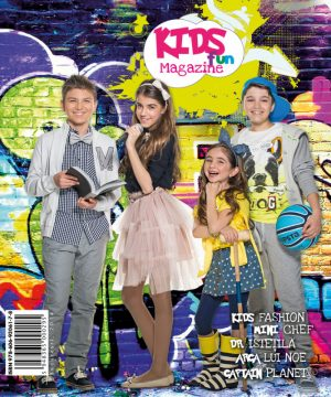 coperta_Kids Fun Magazine 2014