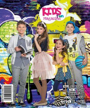 coperta_Kids Fun Magazine 2014